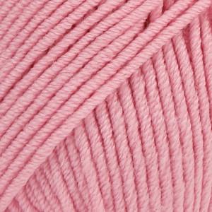 Merino Extra Fine roosa uni colour 25