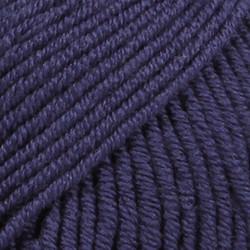 Merino Extra Fine laivastonsininen uni colour 27