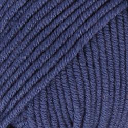 Merino Extra Fine tummansininen uni colour 20