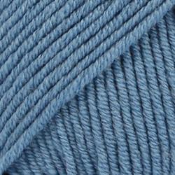 Merino Extra Fine harmaansininen uni colour 23