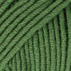 Big Merino metsänvihreä uni colour 14