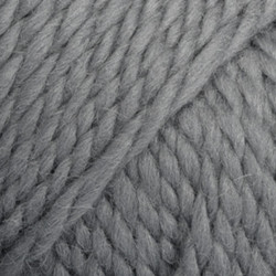 Andes keskiharmaa uni colour 8465