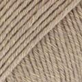 Cotton Merino beige uni colour 03