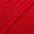 Cotton Merino punainen uni colour 06