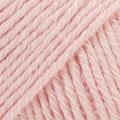 Cotton Merino hillitty roosa uni colour 05