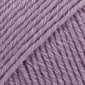 Cotton Merino laventeli uni colour 23
