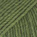 Cotton Merino metsänvihreä uni colour 11