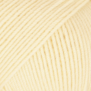 Baby Merino vaaleankeltainen uni colour 03