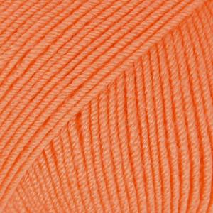 Baby Merino oranssi uni colour 36