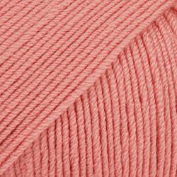 Baby Merino ruusu uni colour 46
