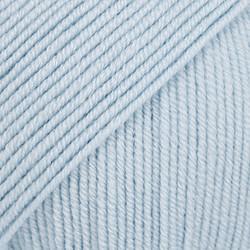 Baby Merino jäänsininen uni colour 11