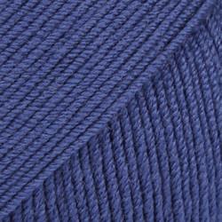 Baby Merino sininen uni colour 30