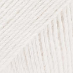 Alpaca valkoinen uni colour 101
