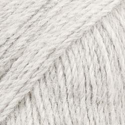 Alpaca vaalea helmiäisharmaa mix 9020