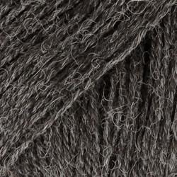 Alpaca tummanharmaa mix 506