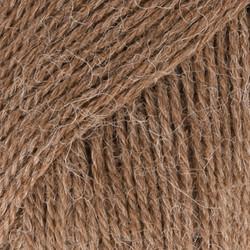 Alpaca vaalea ruskeakirjava mix 607