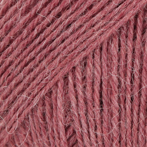 Alpaca dark blush mix 9024