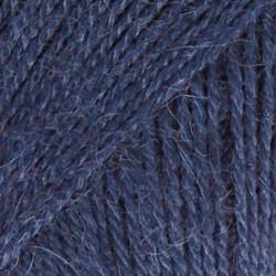 Alpaca laivastonsininen uni colour 5575