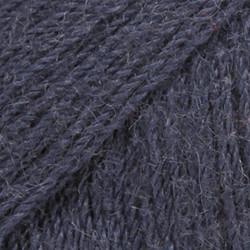 Alpaca lilaharmaansininen uni colour 4305