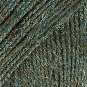 Alpaca metsänvihreä mix 7815