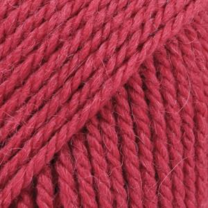 Nepal kirkkaanpunainen uni colour 3608