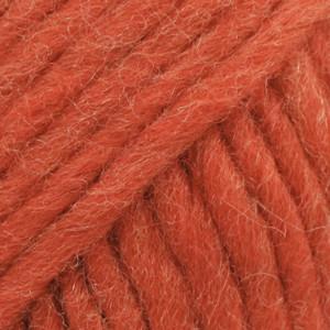 Snow oranssi uni colour 07