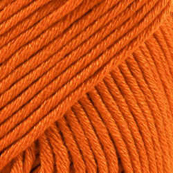 Muskat tumma oranssi uni colour 49