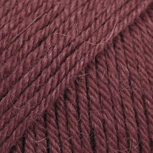Lima punaruskea uni colour 9023