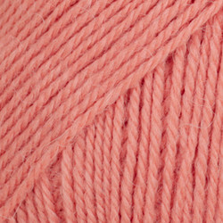 Flora persikanroosa uni colour 20