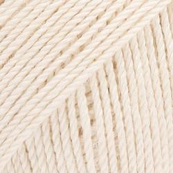 Baby Alpaca Silk luonnonvalkoinen uni colour 0100