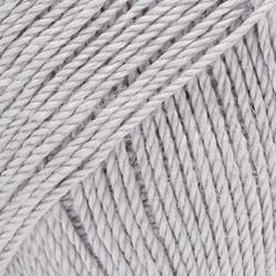 Baby Alpaca Silk vaaleanharmaa uni colour 8108