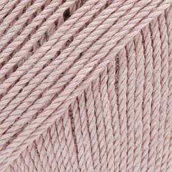 Baby Alpaca Silk vaalea harmaanlila uni colour 1760