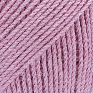 Baby Alpaca Silk vaalea vanharoosa uni colour 3250