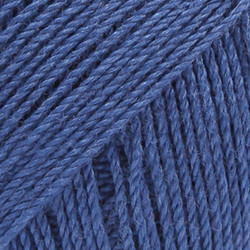 Baby Alpaca Silk laivastonsininen uni colour 6935