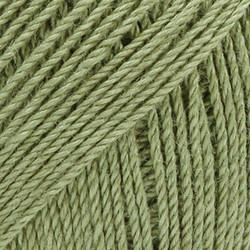 Baby Alpaca Silk vihreä uni colour 7820