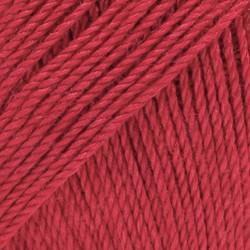 Baby Alpaca Silk punainen uni colour 3609