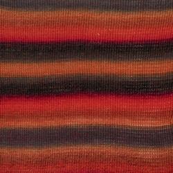 Delight punainen/oranssi/harmaa print 13