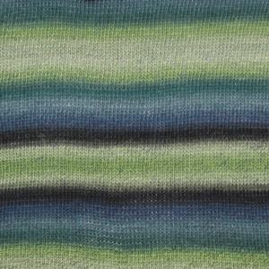 Delight vihreä/sininen print 16