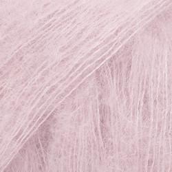 Kid-Silk vaalea roosa uni colour 03