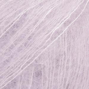 Kid-Silk vaalea laventeli uni colour 09