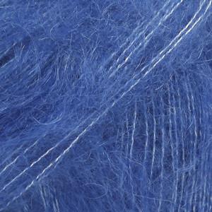 Kid-Silk koboltinsininen uni colour 21
