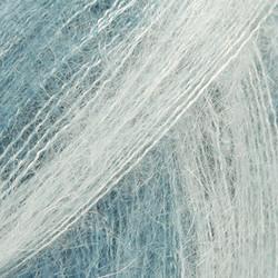 Kid-Silk merenvihreä long print 25