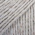 Bomull-Lin vaaleanharmaa uni colour 15
