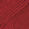 DROPS Cotton Light tummanpunainen uni colour 17