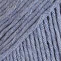 DROPS Cotton Light vaalea farkunsininen uni colour 34