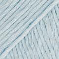 DROPS Cotton Light jäänsininen uni colour 08