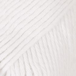DROPS Loves You 8 valkoinen uni colour 01