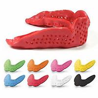 CCM SISU hammassuojat punainen