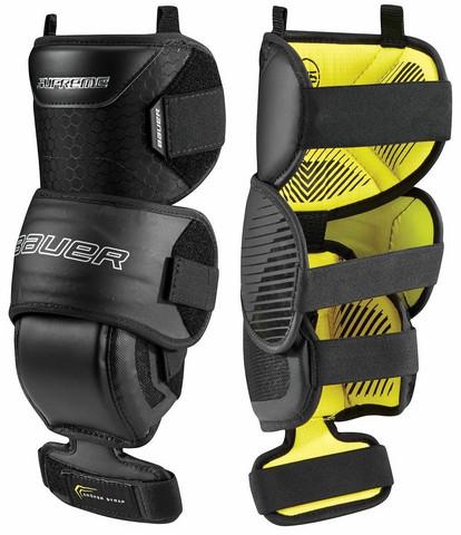 Bauer Supreme S18 Lisäpolvisuojat SR