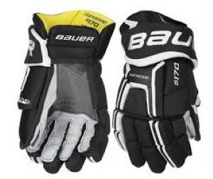 Bauer Supreme S170 SR, hanskat
